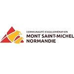 Logo CA Mont Saint Michel Normandie
