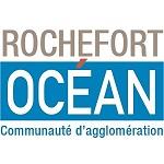 Logo CA Rochefort Océan