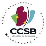 Logo CC de Saone en Beaujolais