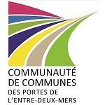 Logo CC des Portes de l'Entre Deux Mers