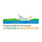 Logo Entre deux Mers - CC du Réolais en Sud Gironde