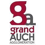 Logo Grand Auch Agglomération