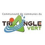 Logo Luxeuil-les-Bains, Vosges du Sud - Triangle Vert