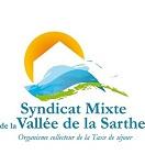 Logo Syndicat Mixte de la Vallée de la Sarthe