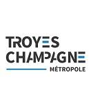Logo Troyes Champagne Métropole