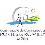 Logo CC des Portes de Romilly sur Seine